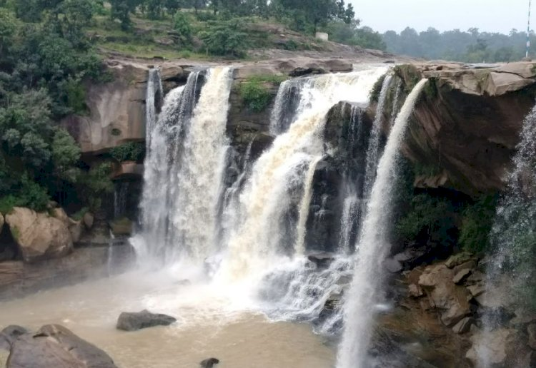 Amrit Dhara Waterfall